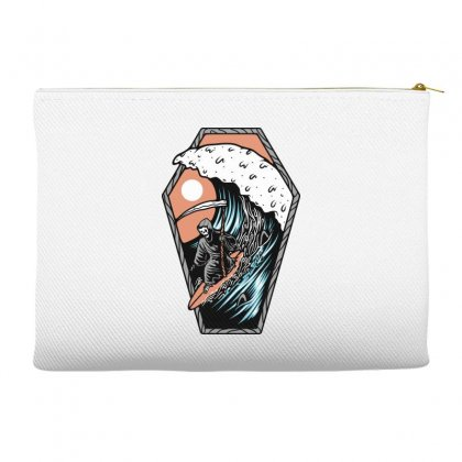 Surf Till Die Accessory Pouches Designed By Quilimo