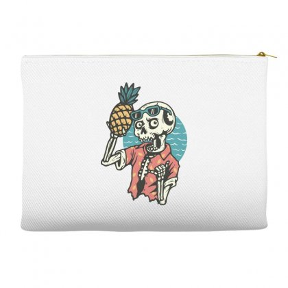Pineapple Lover Accessory Pouches Designed By Quilimo