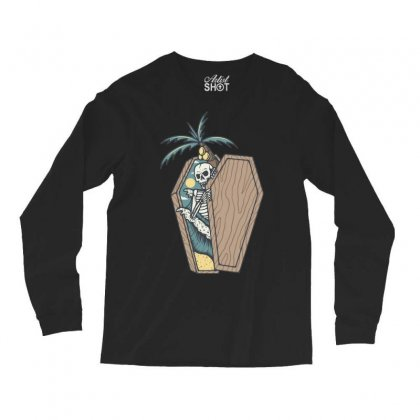 Rest In Paradise Long Sleeve Shirts Designed By Quilimo