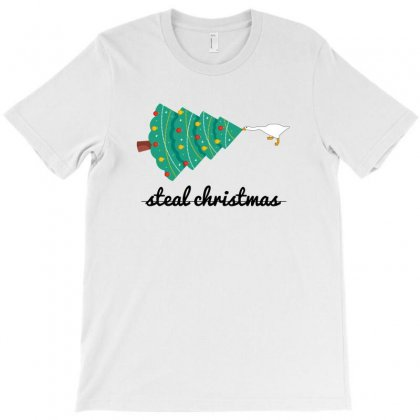 Steal Christmas For Light T-shirt Designed By Hasret