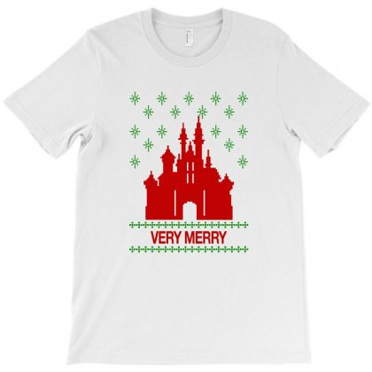 Very Merry For Light T-shirt Designed By Hasret