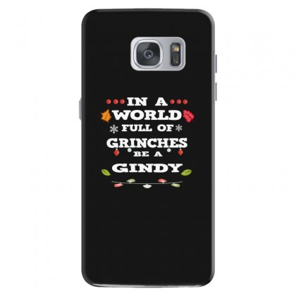 In A World Full Of Grinches Samsung Galaxy S7 Case Designed By Alparslan
