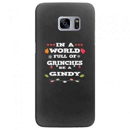 In A World Full Of Grinches Samsung Galaxy S7 Edge Case Designed By Alparslan