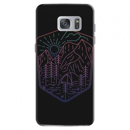 Great Journey Samsung Galaxy S7 Case Designed By Quilimo