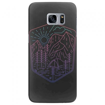 Great Journey Samsung Galaxy S7 Edge Case Designed By Quilimo