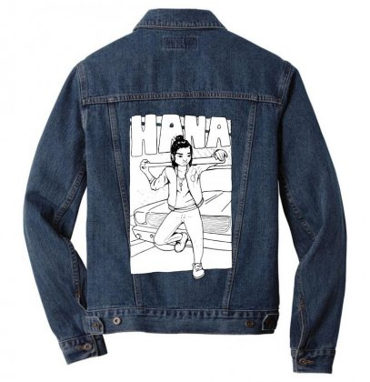 Hana Men Denim Jacket Designed By Mah Bedatty