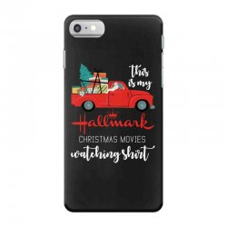 this is my hallmark christmas movies watching iPhone 7 Case | Artistshot