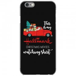 this is my hallmark christmas movies watching iPhone 6/6s Case | Artistshot