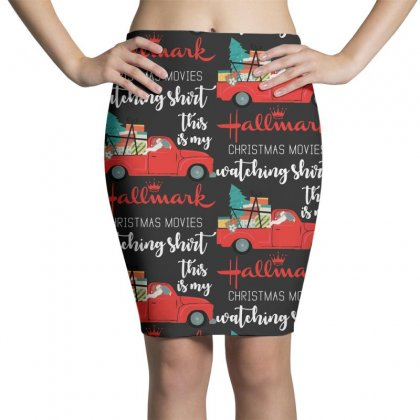 This Is My Hallmark Christmas Movies Watching Pencil Skirts Designed By Mirazjason