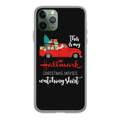 This Is My Hallmark Christmas Movies Watching Iphone 11 Pro Case Designed By Mirazjason