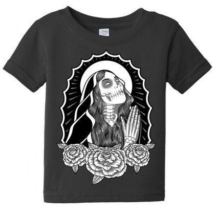 Repent Before Dying Baby Tee Designed By Quilimo