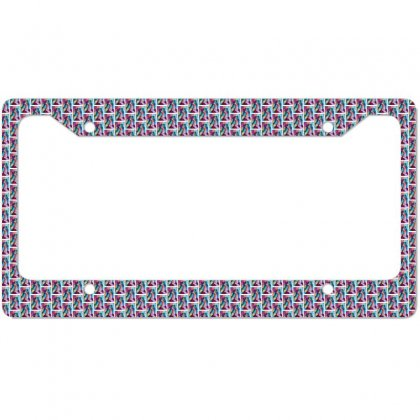 Hand On Hand License Plate Frame Designed By Zein