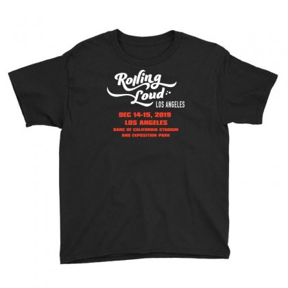 Rolling Loud Los Angeles Festival 2019 Youth Tee Designed By Cahayadianirawan