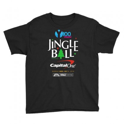 Y100 Miami Jingle Ball Festival 2019 Youth Tee Designed By Cahayadianirawan