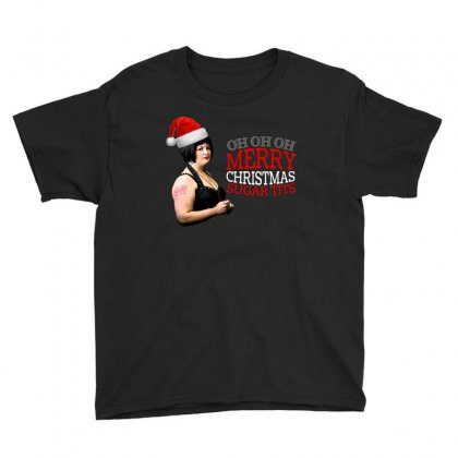 Vanessa Jenkins Christmas Youth Tee Designed By Gurkan