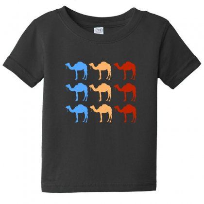 Funny Camel Hump Day Baby Tee Designed By Sr88