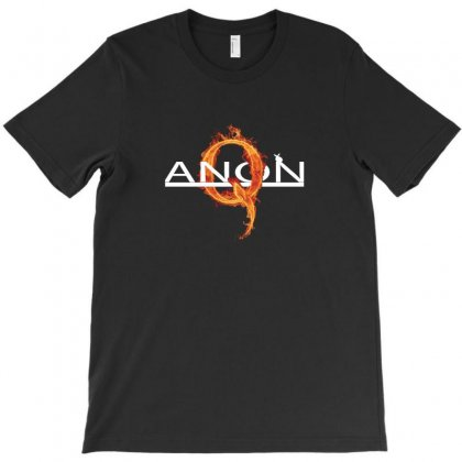 Q Anon T-shirt Designed By Ratna Tier