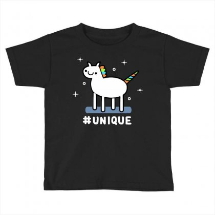 Unique Toddler T-shirt Designed By Dameart