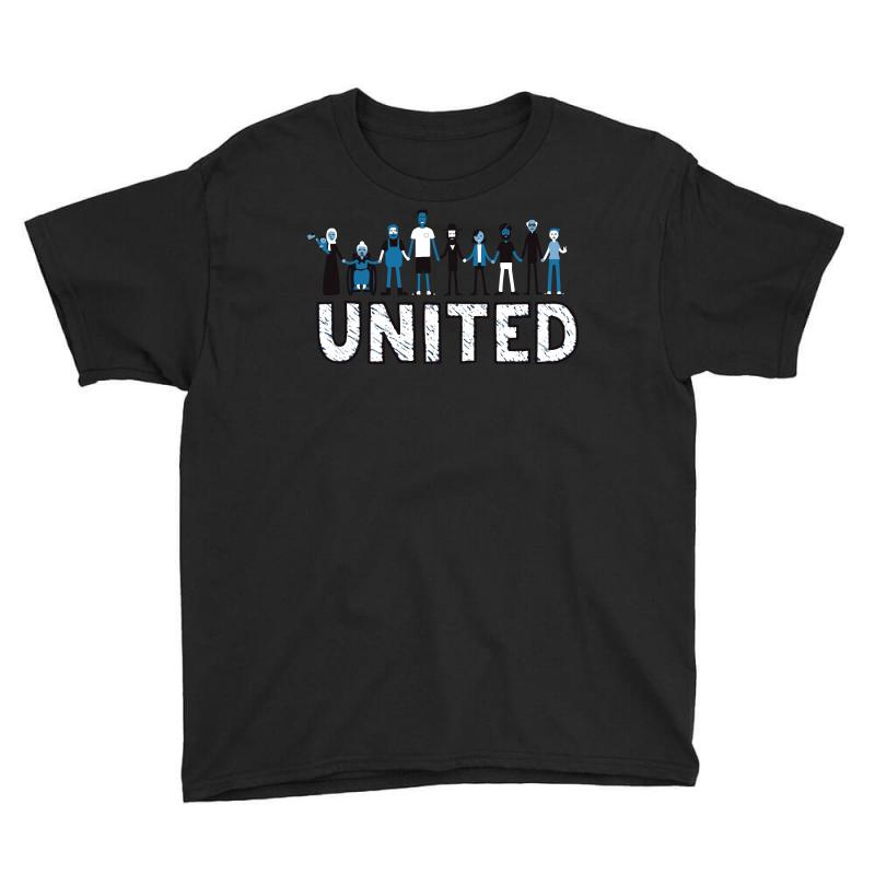 United We Stand Youth Tee | Artistshot