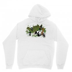 unstealthiest ninja  when animals attack Unisex Hoodie | Artistshot