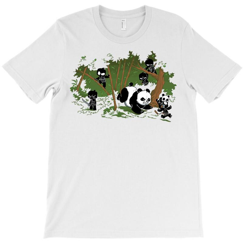Unstealthiest Ninja  When Animals Attack T-shirt | Artistshot