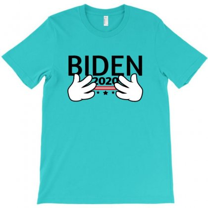 Joe Biden 2020 Campaign Political Satire T-shirt Designed By Sr88