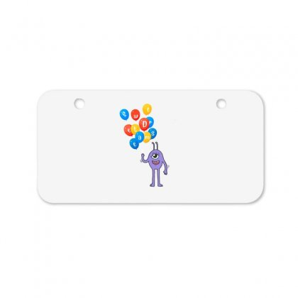 Baby Jog Bicycle License Plate Designed By Sweetdreams