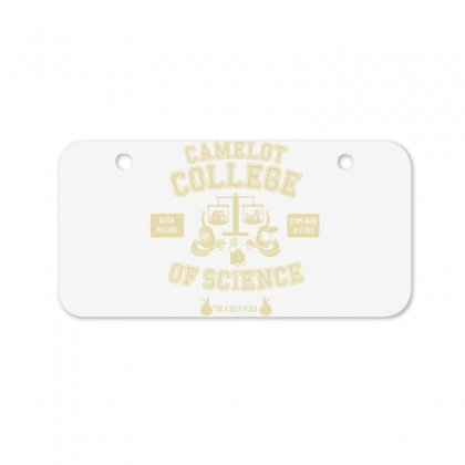 Wise In The Ways Of Science Bicycle License Plate Designed By Dameart