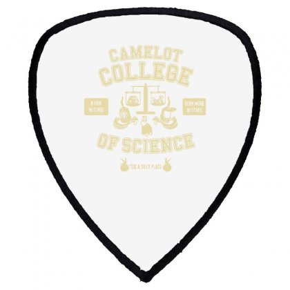 Wise In The Ways Of Science Shield S Patch Designed By Dameart