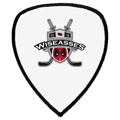 Wiseasses Shield S Patch Designed By Dameart