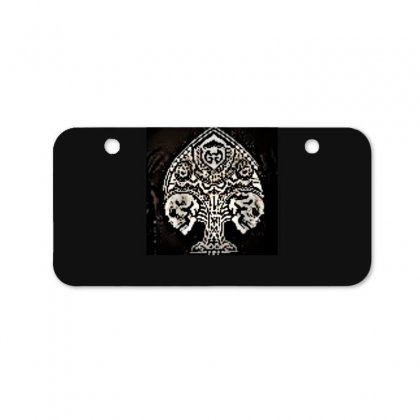 Trumping Card Bicycle License Plate Designed By Trendy Boy