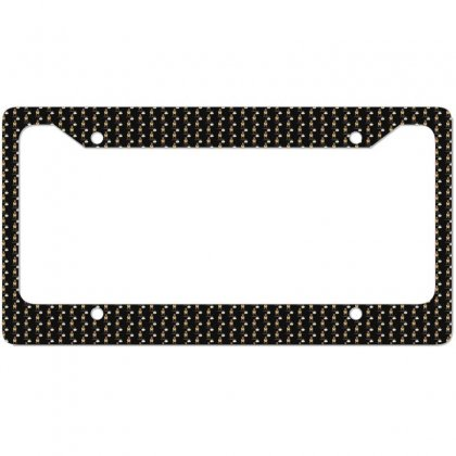 Wolfwear License Plate Frame Designed By Dameart