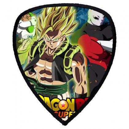 Dragonball Movie Shield S Patch Designed By Manulious