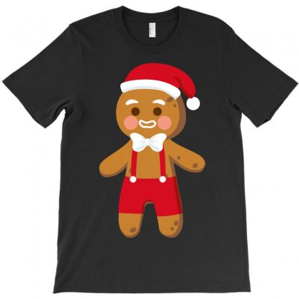 Christmas Cookies T-shirt Designed By Wizarts