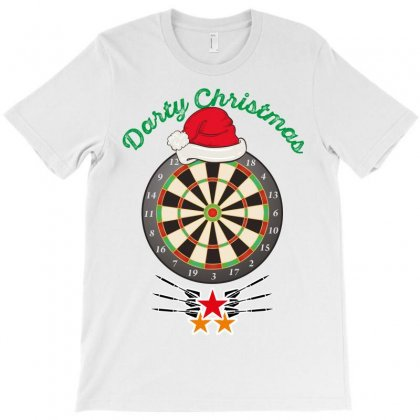 Darty Christmas T-shirt Designed By Wizarts
