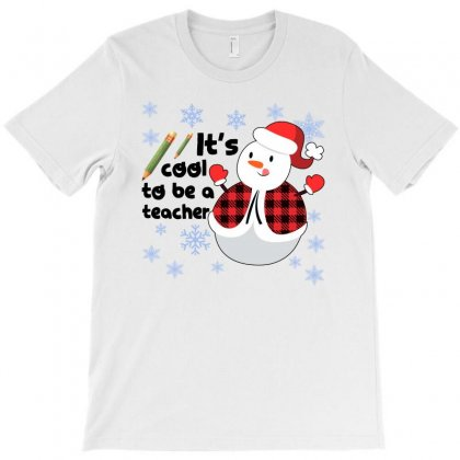 It's Cool To Be A Teacher For Light T-shirt Designed By Sengul