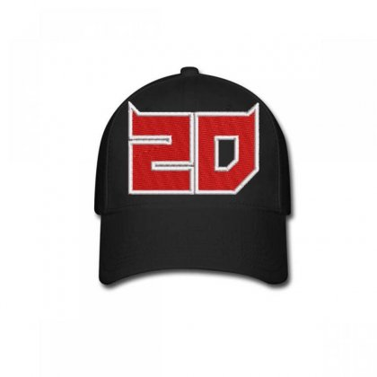 2d Embroidered Baseball Cap Designed By Madhatter