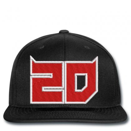 2d Embroidered Snapback Designed By Madhatter