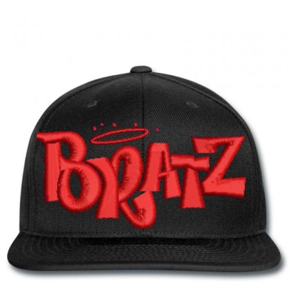 Bratz Embroidered Snapback Designed By Madhatter