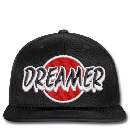Dreamer Embroidered Snapback Designed By Madhatter