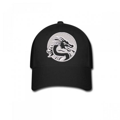 Dragon Embroidered Baseball Cap Designed By Madhatter