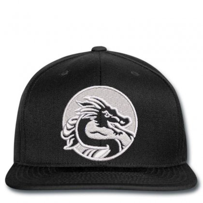 Dragon Embroidered Snapback Designed By Madhatter