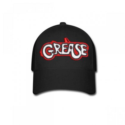 Grease Embroidered Baseball Cap Designed By Madhatter