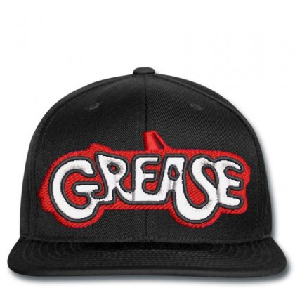 Grease Embroidered Snapback Designed By Madhatter