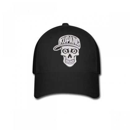 Kupang Embroidered Baseball Cap Designed By Madhatter