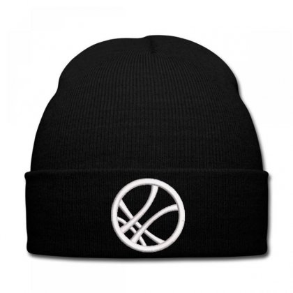 Wheel Embroidered Knit Cap Designed By Madhatter