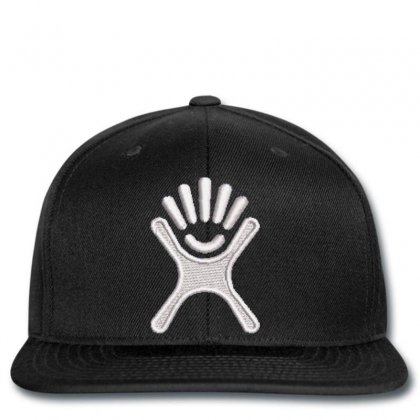 Icon Embroidered Snapback Designed By Madhatter