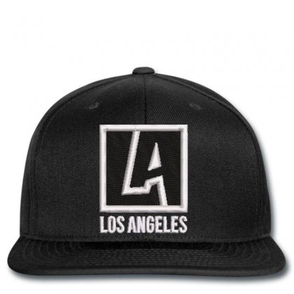 Los Angeles Embroidered Snapback Designed By Madhatter