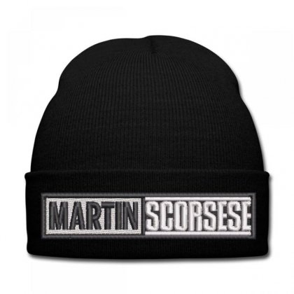 Martın Embroidered Knit Cap Designed By Madhatter