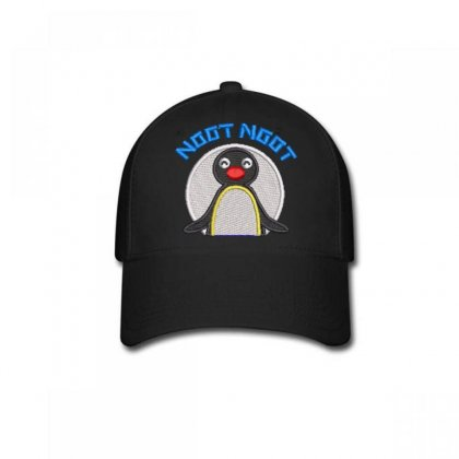 Noot  Noot Embroidered Baseball Cap Designed By Madhatter